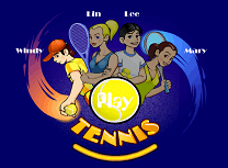 Tenis in China