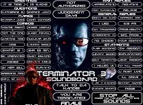 Terminatorul 3 Sunete