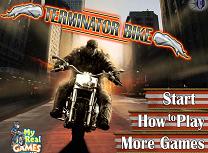 Terminatorul cu Motocicleta