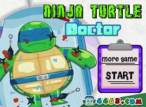 Testoasa Ninja la Doctor