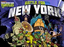 Testoasele Ninja Batalie Pentru New York