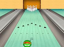 Testoasele Ninja Bowling