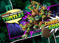 Testoasele Ninja Combat