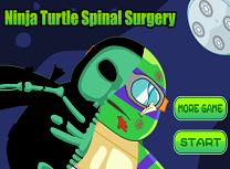 Testoasele Ninja Operatie la Spate