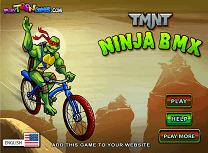Testoasele Ninja cu Bicicleta