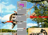 Tetris cu Bunkd