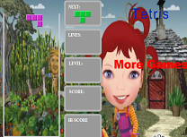 Tetris cu Dirtgirl