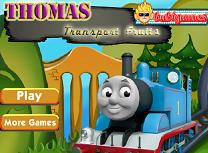 Thomas Transporta Fructe