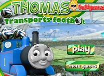 Thomas Transporta Mingi de Fotbal