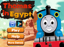 Thomas in Egipt