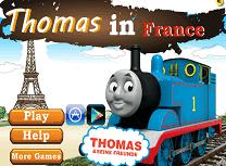 Thomas in Franta