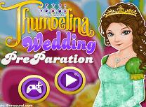 Thumbelina Pregatiri de Nunta