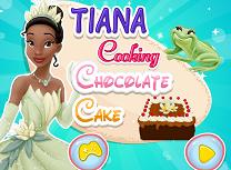 Tiana Gateste Prajitura cu Ciocolata
