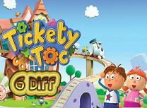 Jocuri cu Tickety Toc
