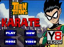 Tinerii Titani Karate