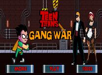 Tinerii Titani Razboiul Gastilor
