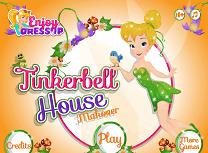 Tinkerbell Aranjeaza Casa