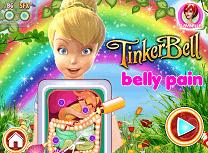Tinkerbell Durere de Stomac