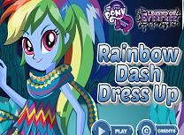 Tinuta Pentru Rainbow Dash
