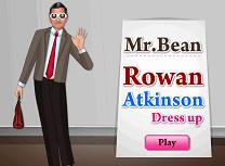 Tinuta lui Mr Bean