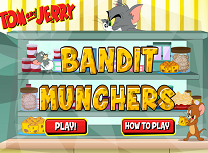 Tom si Jerry Banditii