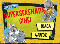 Tom si Jerry Superserenada Cinei
