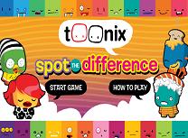 Toonix Diferente