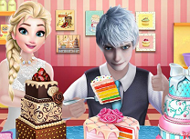 Tort de Nunta Pentru Elsa