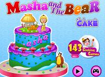 Tortul Masha si Ursul