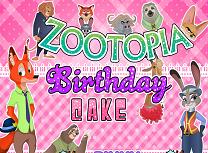 Tortul Zootopia