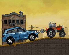 Tractorul care Tracteaza