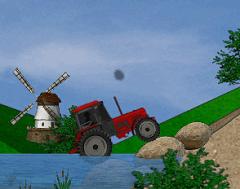 Tractorul de Teren