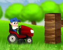 Tractorul de Tuns Iarba