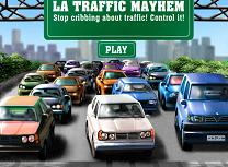 Traficul din LA