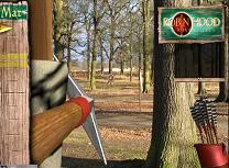 Trage cu Arcul cu Robin Hood