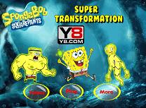 Transformarea lui Spongebob