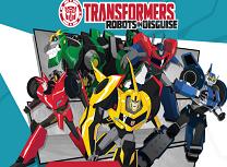 Transformers Benzi Desenate