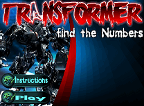 Transformers Numere Ascunse