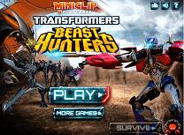 Transformers Vanatoarea de Bestii