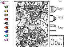 Transformers de Colorat