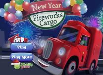 Transporta Artificiile de Anul Nou
