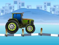 Traseaza Drumul Tractorului