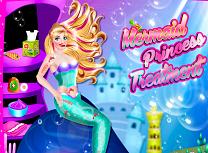 Tratamente Pentru Printesa Sirena