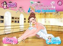 Tratamente de Picioare pentru Balerina
