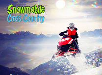 Traverseaza Tara pe Snowmobile
