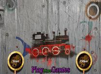 Trenul cu Carbuni