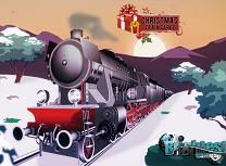 Trenul de Marfa de Craciun