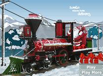 Trenul lui Mos Craciun