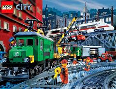 Trenuri Lego City