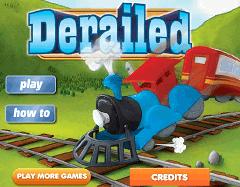 Trenuri care Deraieaza